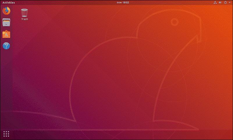 آموزش نصب تصویری و قدم به قدم اوبونتو ۱۸.۰۴