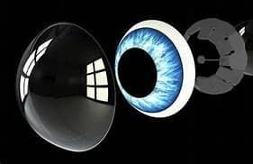 لنز هوشمند چشم mojo