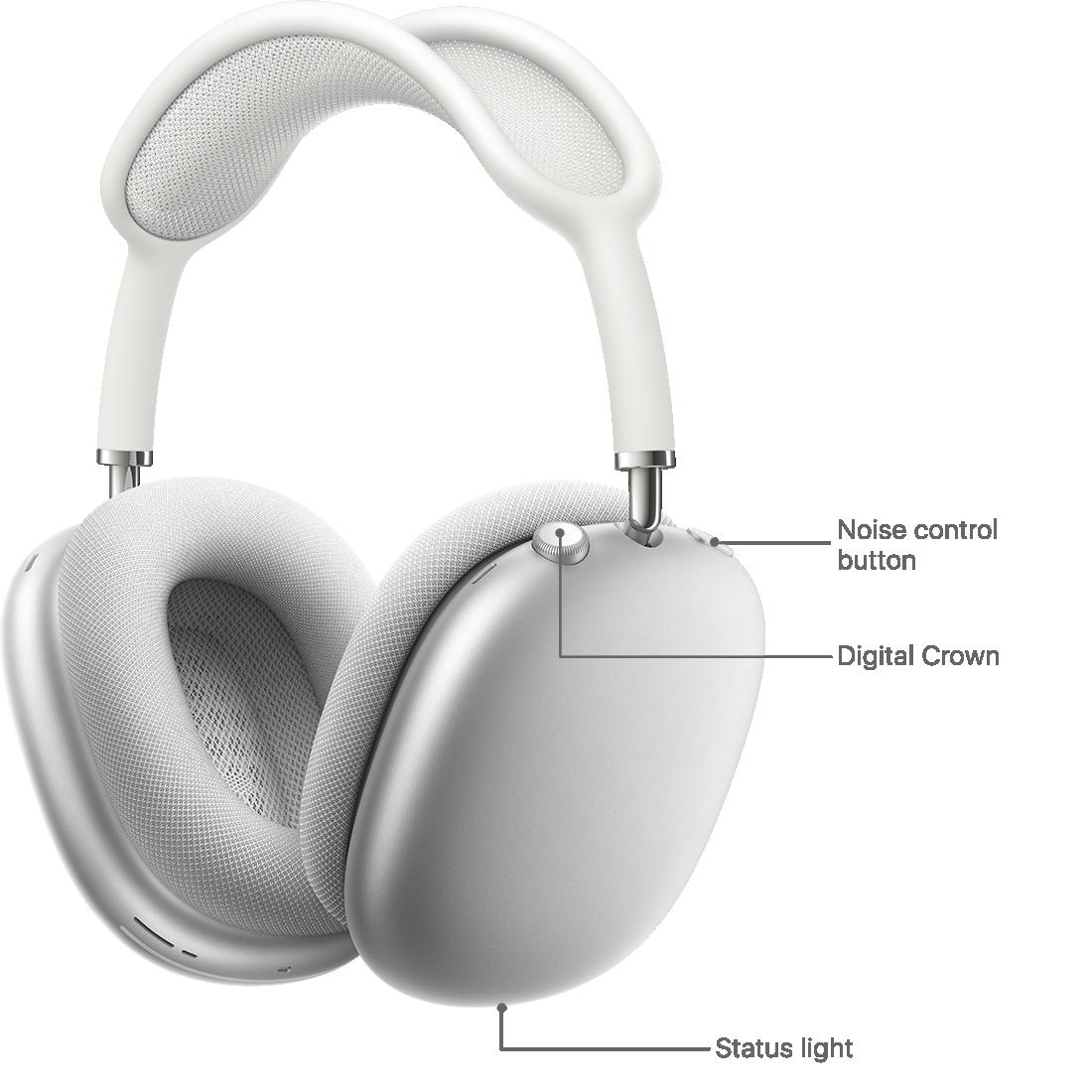 ایرپادز مکس اپل رونمایی شد+ ویژگی ها+ قیمت